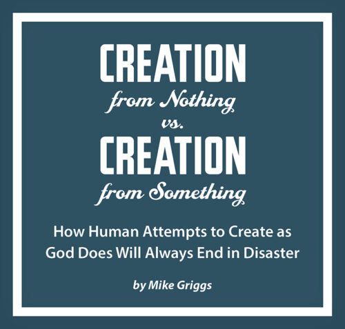 Creation from Nothing vs. Creation from Something